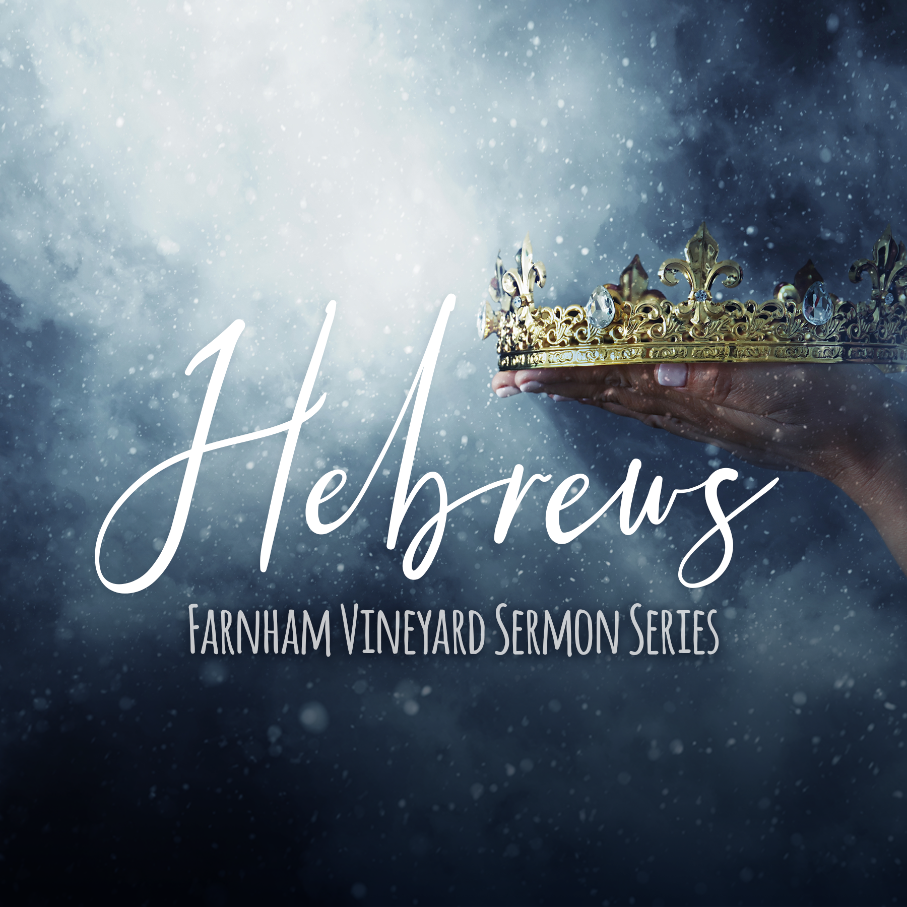 Hebrews 12 – There's someone behind you